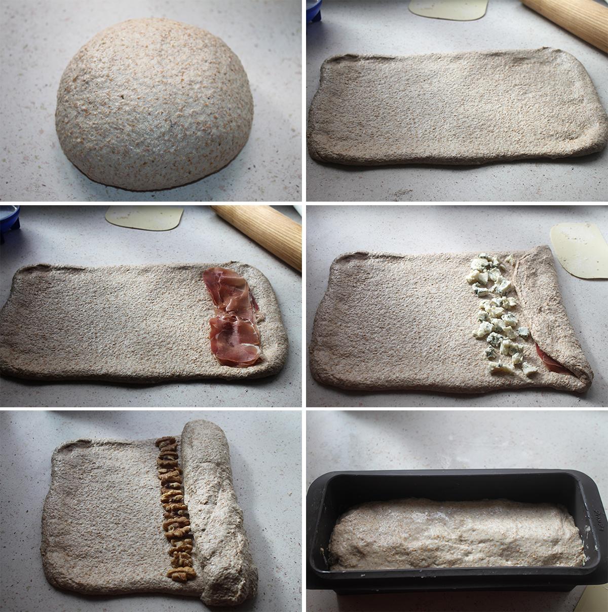 Pan de jamon PaP