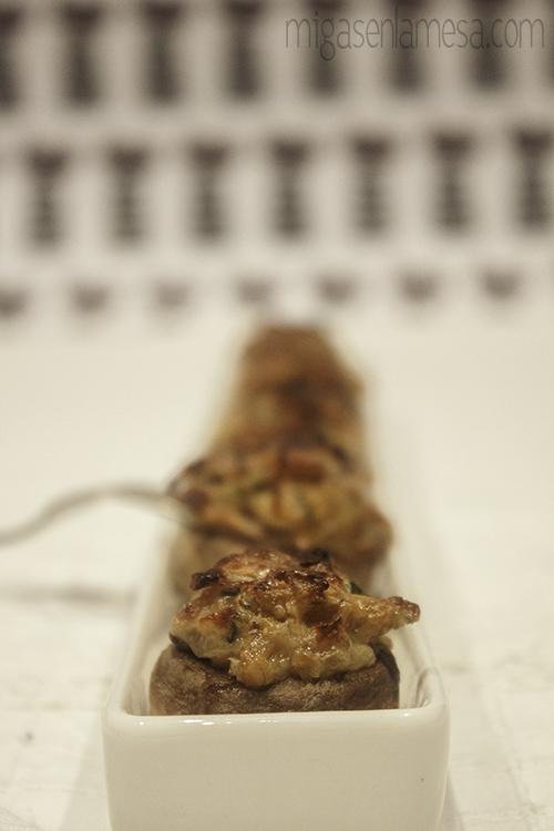 Champis calabacin gorgonzola 4