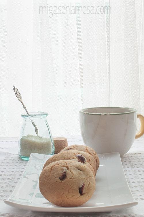 Galletas maiz arandanos 6
