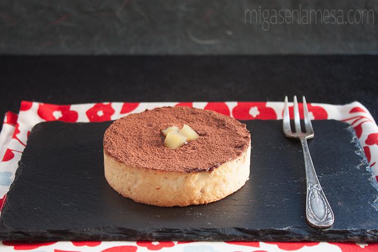 Tartaleta crema chocolate 1
