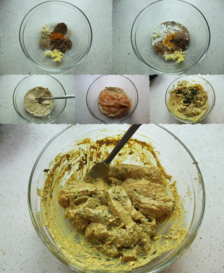 Pollo tandoori mango PaP 1