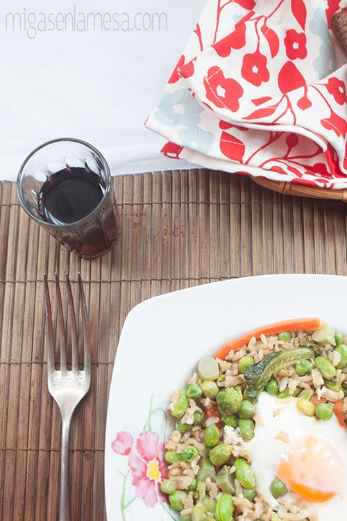 basmati salteado verduras 7
