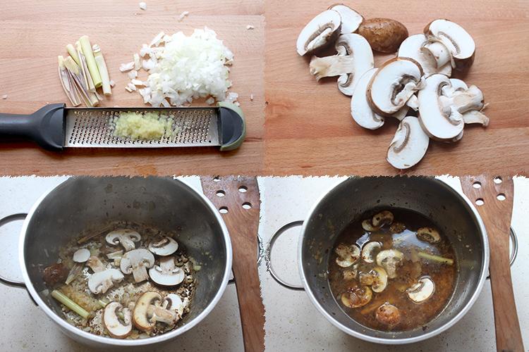 Sopa picante pollo noodles PaP 2