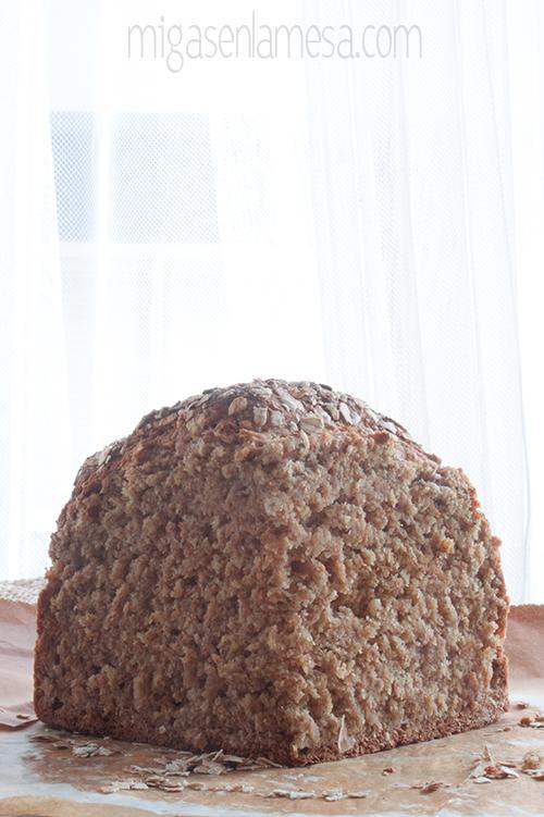 Pan de soda integral 6
