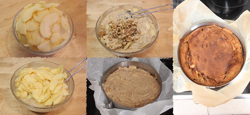 Coffee cake de manzana PaP 5