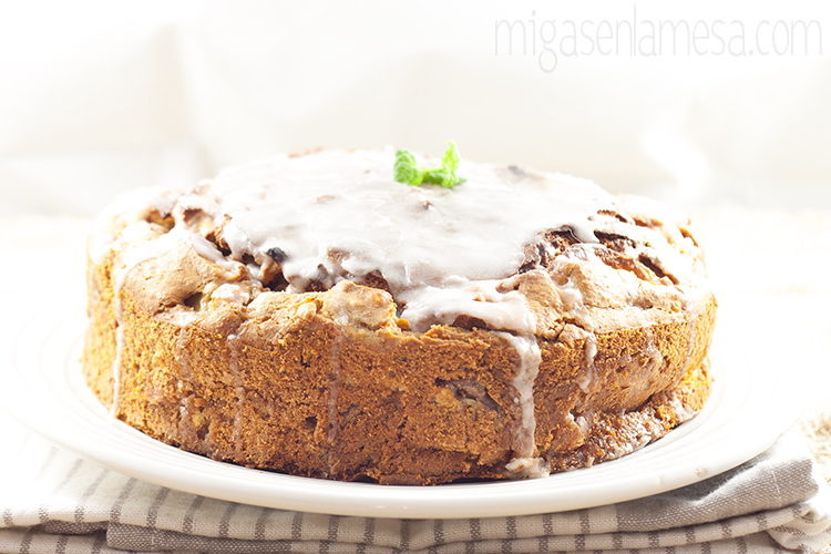 Coffee cake manzana 3