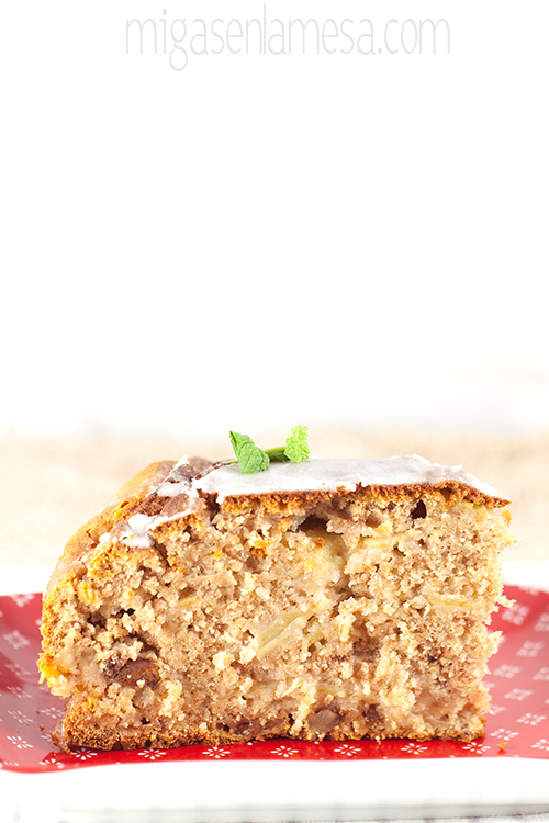 Coffee cake manzana 6
