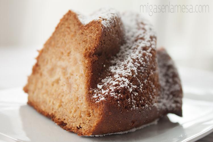 BUNDT CAKE INTEGRAL DE MANZANA [Registro telemático]