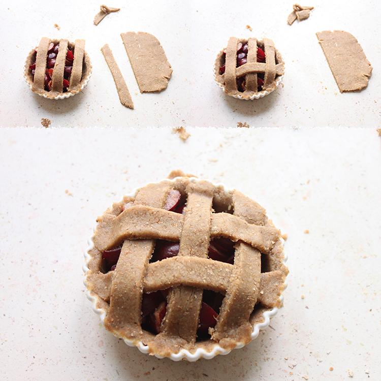 Cherry pies, enrejado
