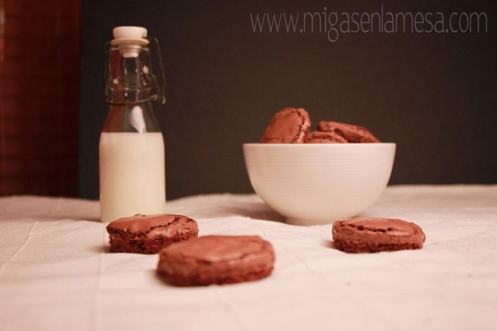 OUTRAGEOUS CHOCOLATE COOKIES [Santa Martha Stewart]
