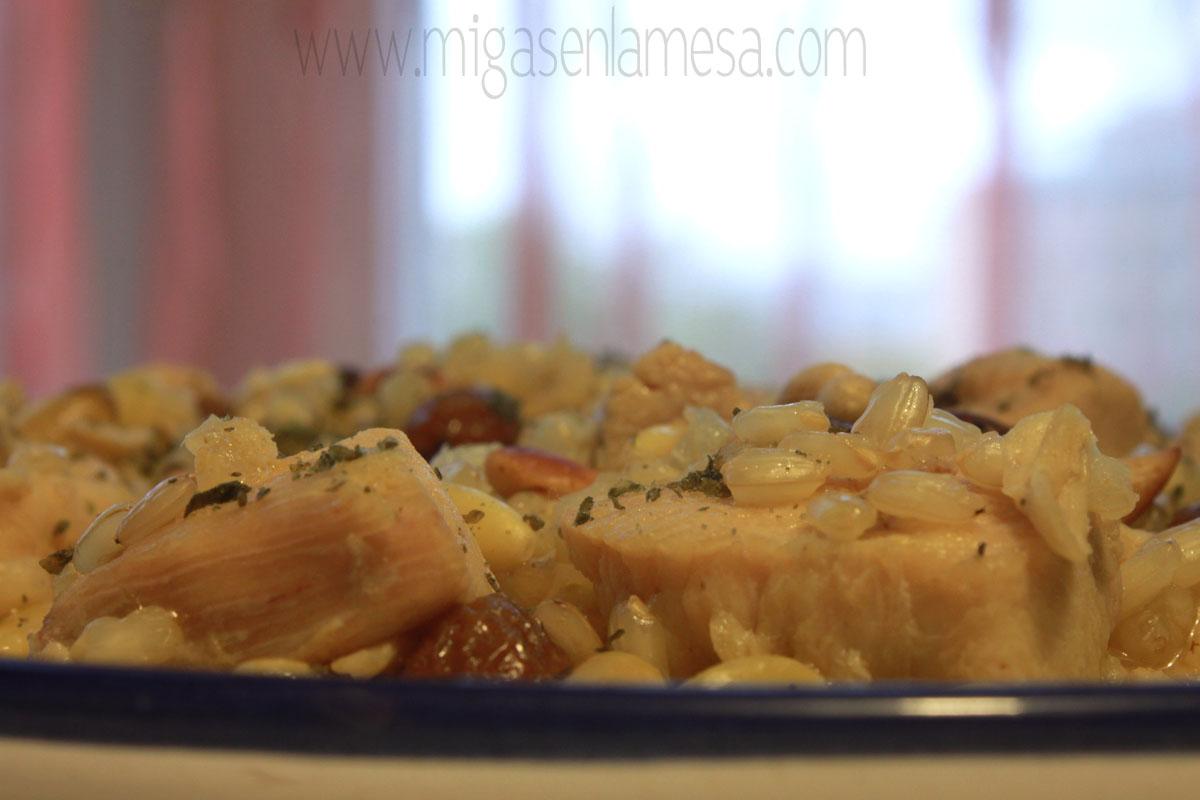Tajine arroz pollo 1
