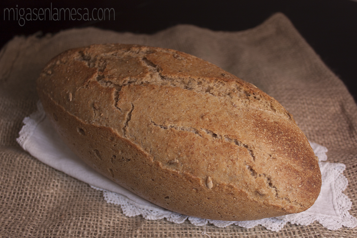 Pan trigo y khorassan 2