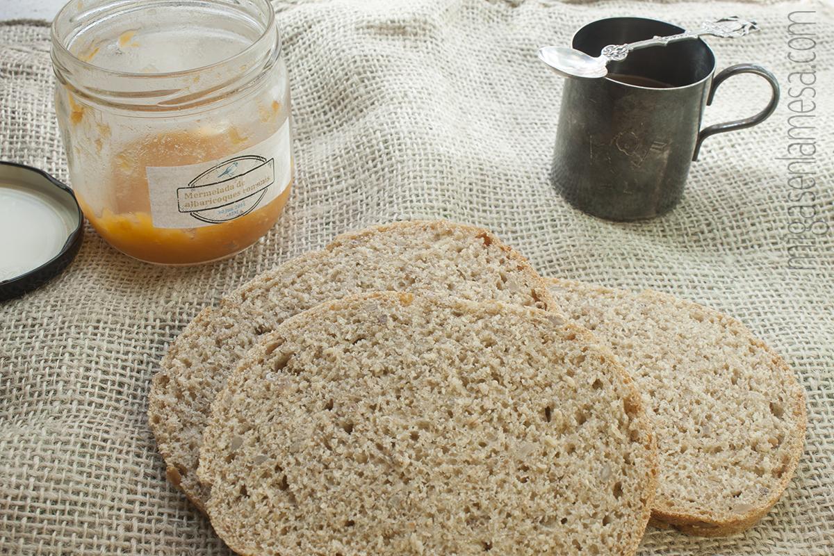 Pan trigo y khorassan 4
