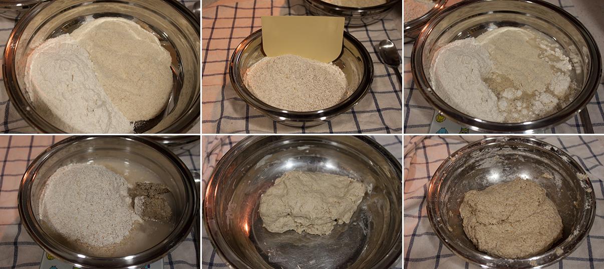 Pan trigo y khorassan PaP 1