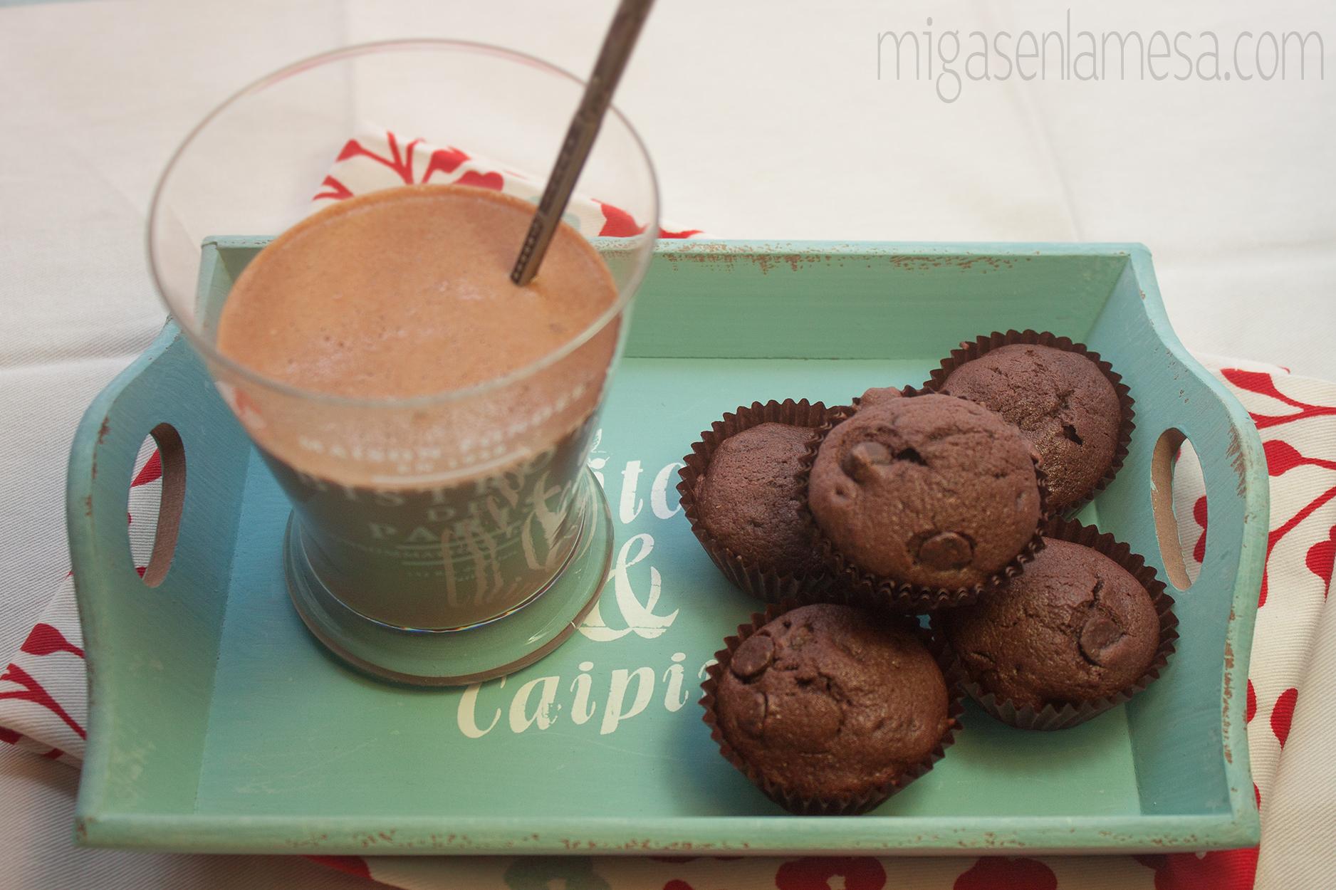 Muffins chocolate 1