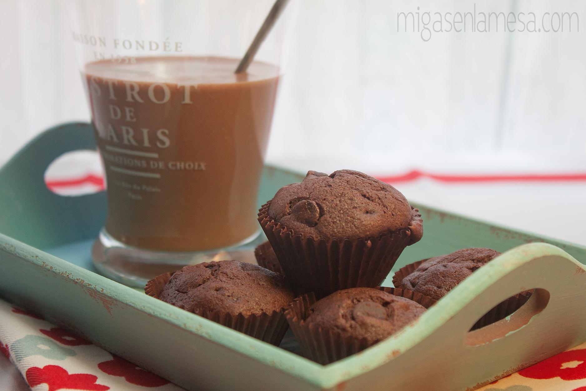 Muffins chocolate 3