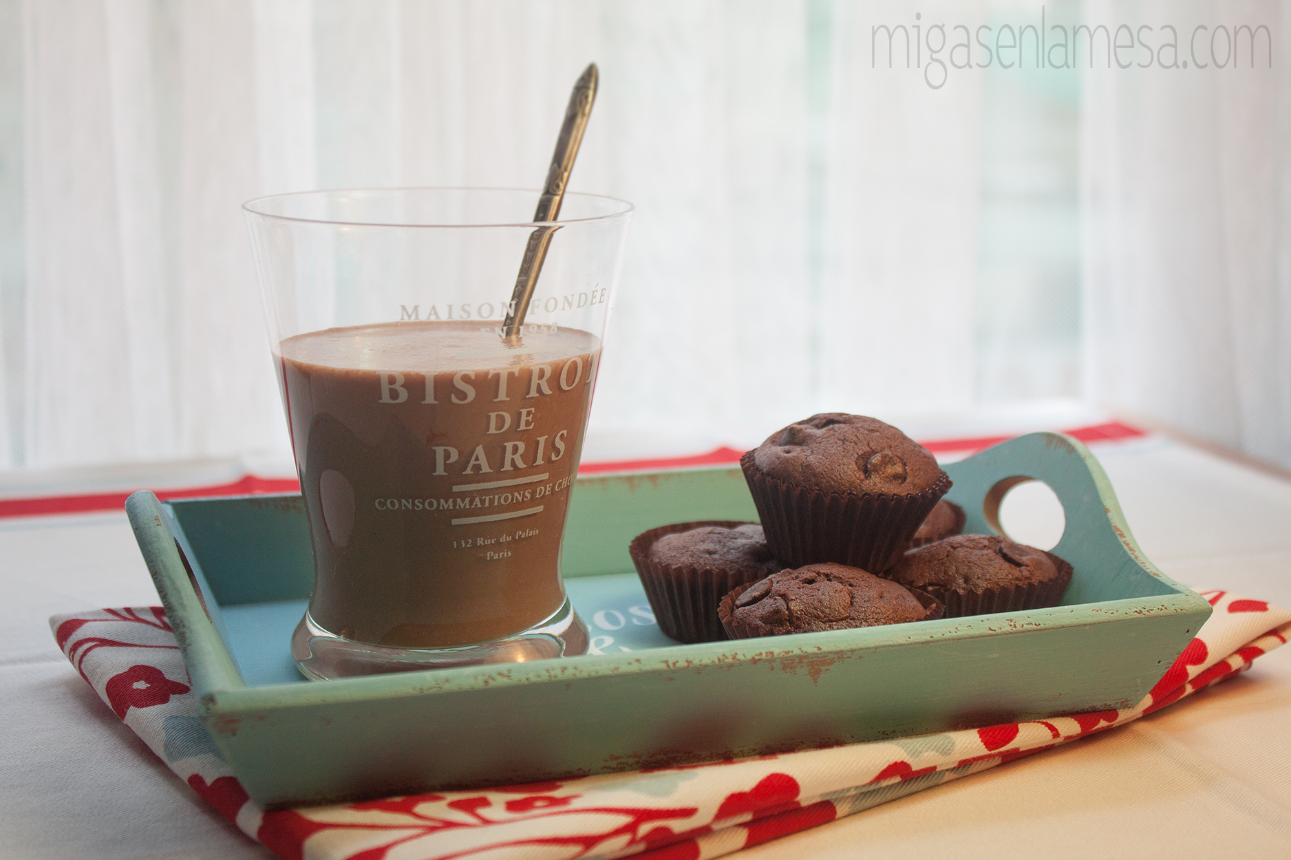 Muffins chocolate 4