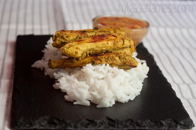 Pollo tandoori mango 5