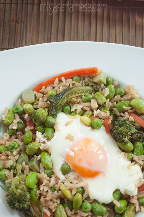 basmati salteado verduras 6