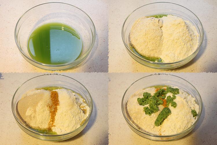 Panecillos calabacin curry PaP 2