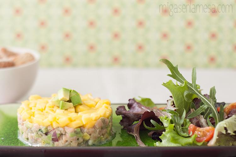 Ceviche salmon 1