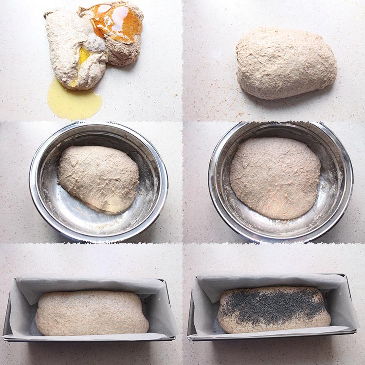 Pan de molde lavanda PaP 4