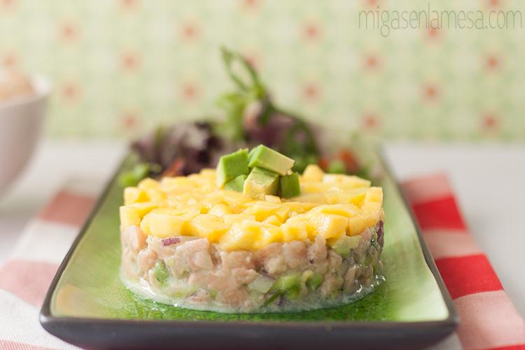 Ceviche salmon 4