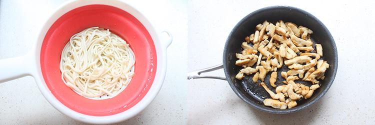 Sopa picante pollo noodles PaP 1