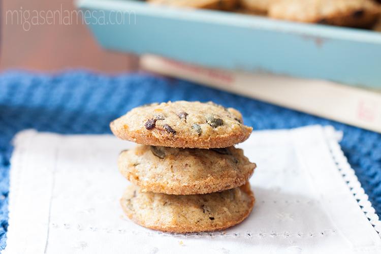 Cookies de lentejas 2