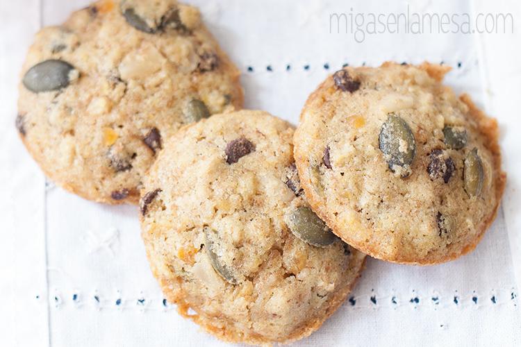 Cookies de lentejas 4