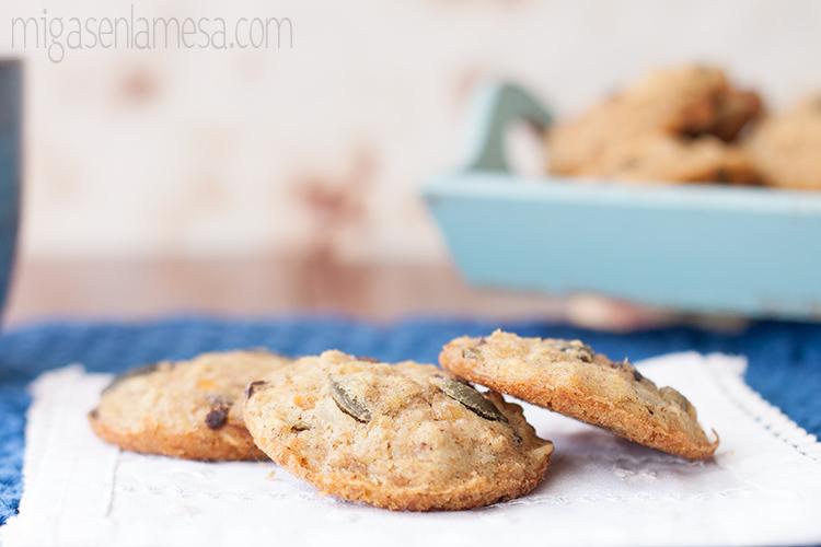 Cookies de lentejas 5