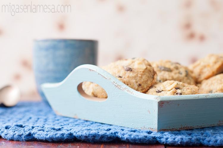 Cookies de lentejas 7