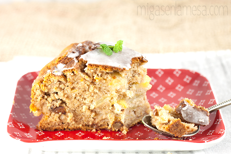Coffee cake manzana 5